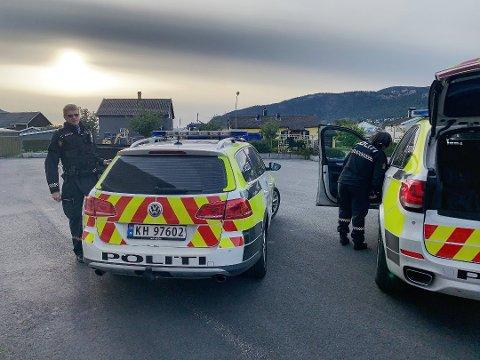 PÅGREPET: De to tenåringene ble pågrepet i en større politiaksjon 19. september 2019. Over halvannet år senere, etter at saken har blitt behandlet i både ting- og lagmannsrett, er de to frifunnet.