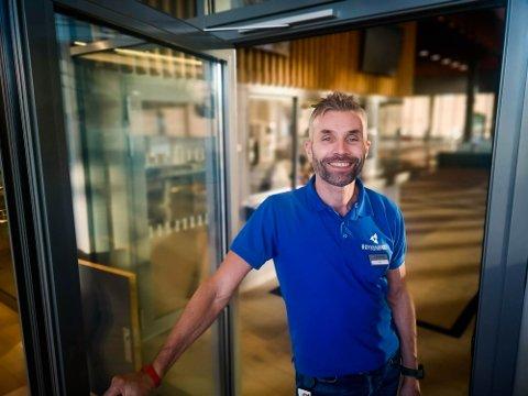 Erik Schreuder er daglig leder på Røykenbadet.