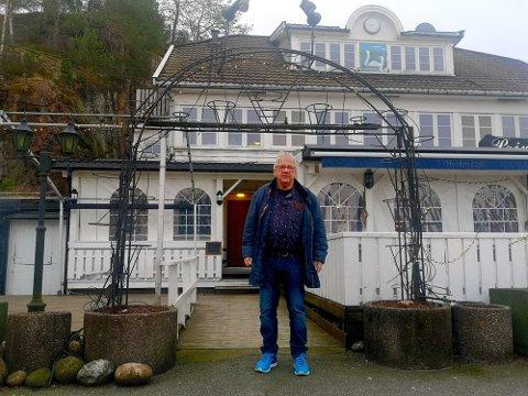 TRIST DAG: – Hans-Christian var en du virkelig kunne stole på. Han var hel ved, sier Roger Olsen.