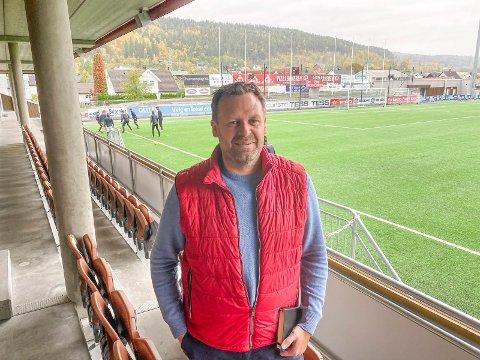 I PROSESS: Trond Stabekk, styreleder i MIF Fotball,  er sentral i prosessen med å ansette en ny sportssjef.