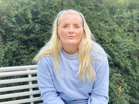 MÅ OPERERE: Martine Halvorsen er glad hun sjekket seg. Etter at hun fikk påvist unormal celledeling skal hun opereres i november.