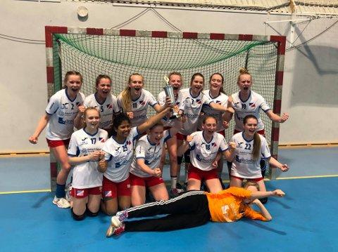 Driv J13 vant Norgeshus cupen.