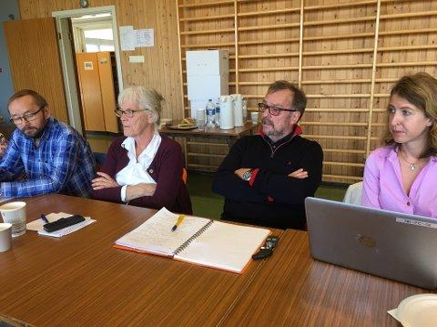 Erling Walsøe kommer med krass kritikk når det kommer til kommunikasjonen som innbyggerne har med Nordkapp kommune. - På dette området er det peise stengt fra kommunes side sier Walsøe som opplever å ikke få svar fra kommunen.