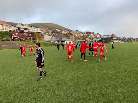 SISTE KAMP: Turn avsluttet sesongen med 3-3 mot Porsanger.