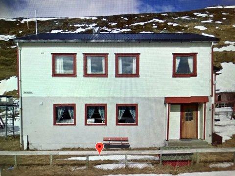 Dette huset i Skarsvåg er solgt for 1.3 millioner.