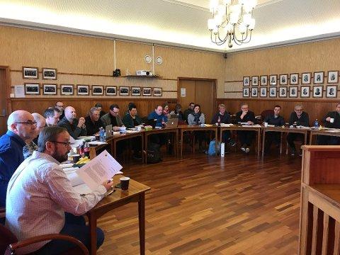 Kommunestyret i Nordkapp