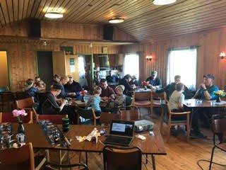 Ungdomslaget Polarfront har arrangert en god del de siste årene. Bildet er fra et tidligere arrangement.