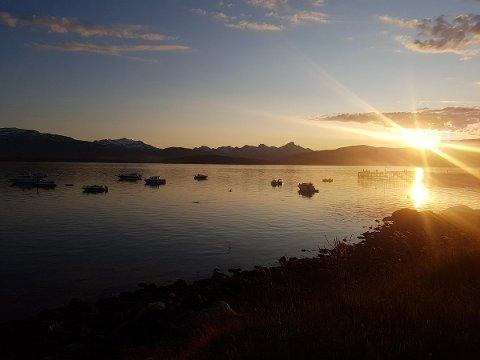 VARMERE: Selv om Nord-Norge ikke er kjent for sitt varme klima, så skjer oppvarmingen raskere enn i sør.