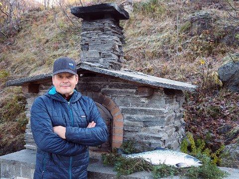 Roger Pedersen, Samfunnskontakt – Grieg Seafood Finnmark.