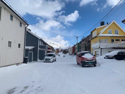 Kjøllefjord/Arkivfoto
