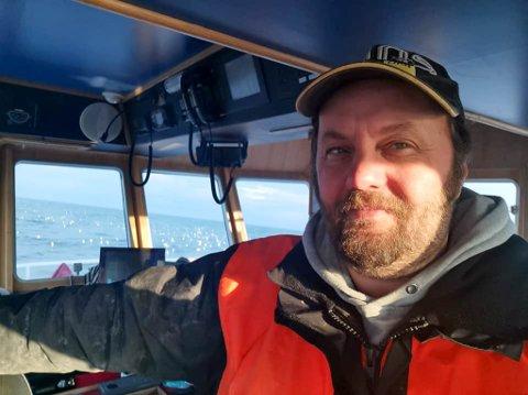 FORNØYD: Svein Vegar Lyder driver fiskebrukene på Skjånes og i Veidnes med god margin. Ifjor økte selskapene inntektene sine med over 50 millioner.