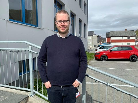 UENIG: Virksomhetsleder for kultur Steffen Ditløvsen, er uenig med kommunedirektøren i saken om ny biblioteksjef (arkivfoto).