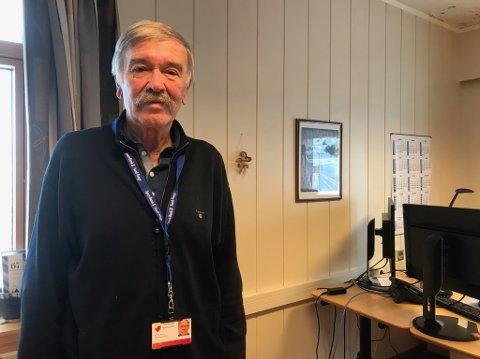 Stabssjef uten rådmann: - Jeg har stor tillit til at politikerne og den administrative ledelsen finner en arbeidsform som er til beste for kommunens innbyggere og næringsliv sier Ulf Syversen.