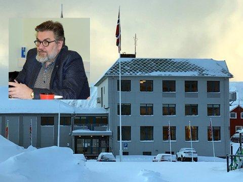 Stig Aspås Kjærvik har takket nei til Nordkapp kommune. Foto: Arne Teigen/Framtid i Nord/Finnmarksposten