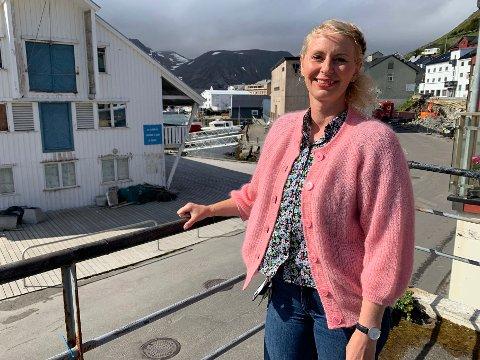 Nina B. Jensen ønsker gjerne at flere får oppleve gleden med jakt og skytetrening.
