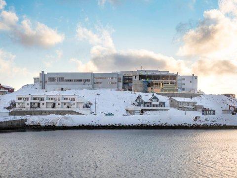 NYTT NAVN:  Fra høsten av heter det ikke Nordkapp Maritime fagskole lenger. Skolen har nå fått ett nytt navn.