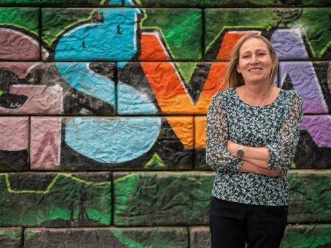 I VINDEN: Rigmor Richardsen har lang erfaring som kommunal leder. Nå skal hun lede Oppvekst, velferd og kultur i Nordkapp kommune.