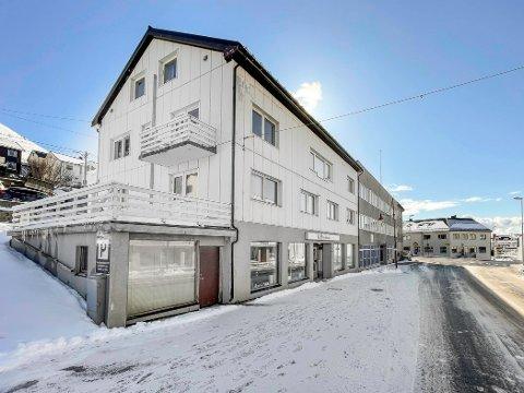 SOLGT: Nordkappgata 1b er en av eiendommene som er solgt den siste måneden.