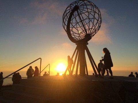 Nordkapp er et naturbasert reisemål, sier Per Trygve Holmgren.