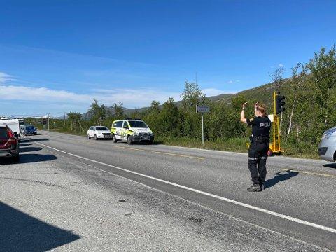 NYE REGLER: Fra mandag endres innreisereglene til Finland.