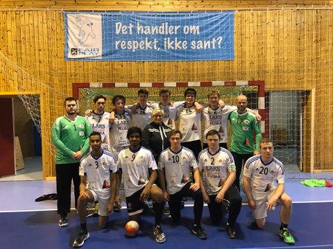 HERRER 4. divisjon: Søndag 8. oktober opnar Florø SK Handball sitt herrelag sesongen mot Bjørnar heime i Florø Idrettssenter.