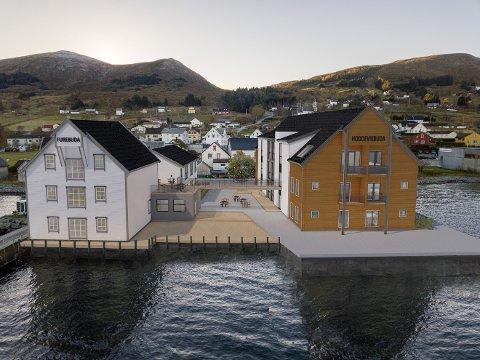 Nye Stad Hotell er no opna på Stadlandet.