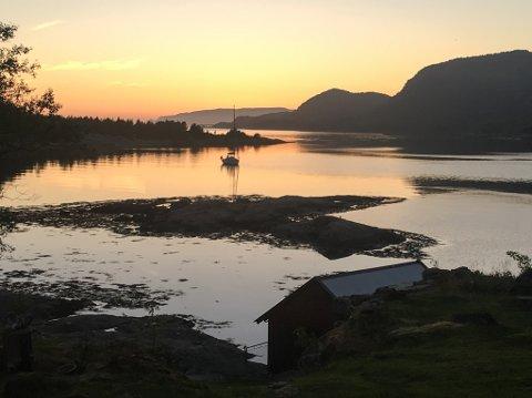 Frå Skåra på Årebrot 2019.