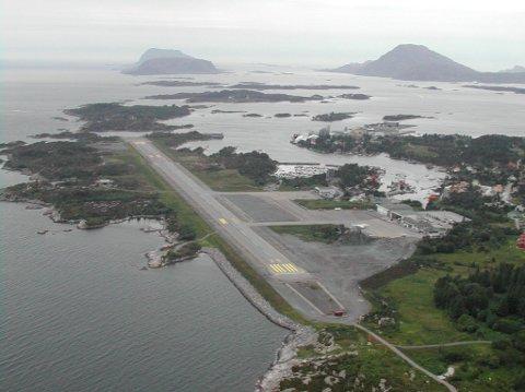 Florø Lufthamn.