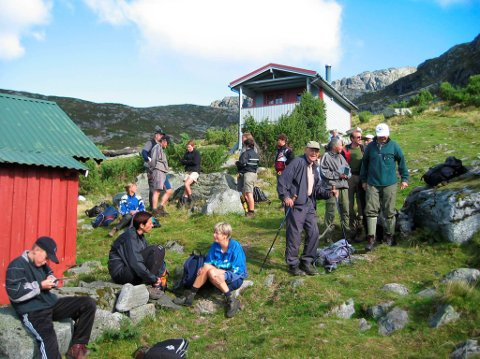 På Eikefjordstøylen