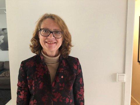 KLAR MELDING: Ingrid Heggø (Ap) frå finanskomiteen på Stortinget seier at bankane ikkje kan gøyme seg bak seksvekersregelen. Dei må gje skikkelege rentekutt innan utgangen av mars.