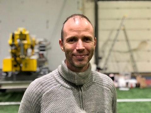 LANDBRUKSSJEF: Jon Anders Stavang er tilsett som ny landbrukssjef i Kinn kommune