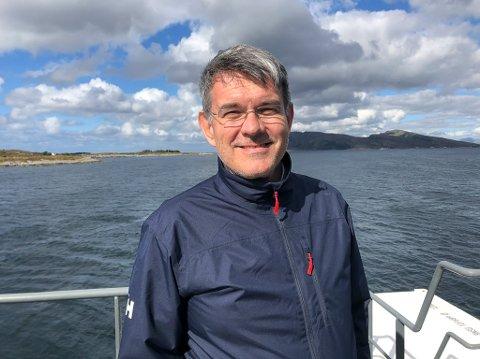 FISKERIPOLITIKK: Høgre sin fiskeripolitiske talsmann Tom-Christer NIlsen meiner at belastninga med bevaring av villaksen må delast av alle interessegrupper.