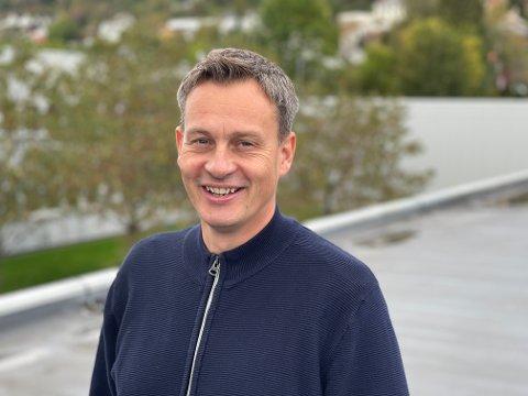 NY SJEF: Håvar Fagerli tek over som redaktør og dagleg leiar i Fjordenes Tidende 1. februar i 2022.