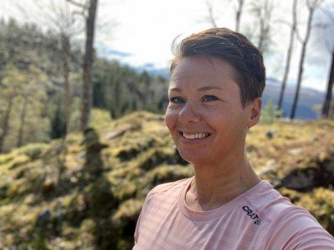 BRIKKENE FALL PÅ PLASS: – Då eg fekk vite at eg har fibromyalgi, så blei mange av plagene eg har slite med dei siste åra, meir forståelege, seier Kristin Maurstad.