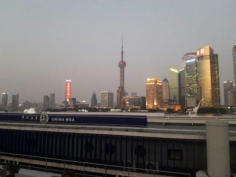 Shanghai -Pudong