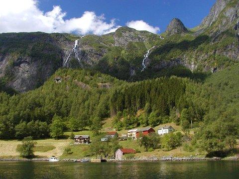 FINNABOTTEN: Heile fjordarmen er til sals.