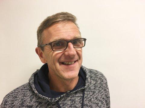 TILBOD OM JOBB: Ole Jørgen Øygarden kan bli ny rektor ved Sogndal vgs.