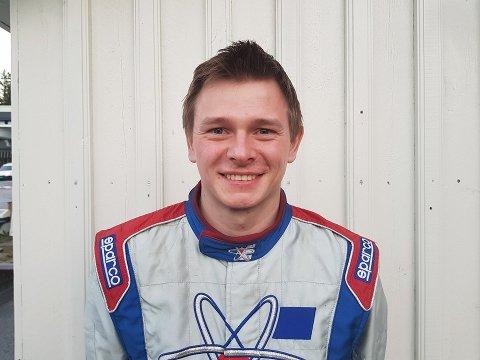 Tore Valvik frå Førde vann NM-gull på 23-årsdagen sin.