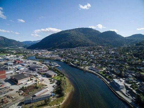 IKKJE MED? I fylket sin nye regionplan for innovasjon og næringsutvikling, er det berre Bergen som er nemnt. ARKIVFOTO.