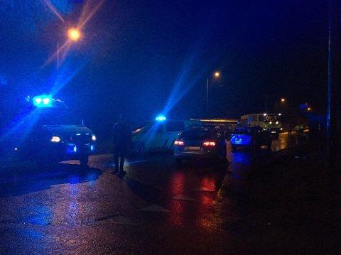 DØDSULYKKE: To kvinner mista livet etter at dei vart påkøyrde av ein bil torsdag kveld.