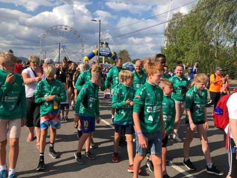 SJÅ DIREKTE: Svelgen sitt G13-lag vann si gruppe i 9-ar-fotball. Onsdag ventar 32.-delsfinale mot Sørumsand, og den kampen kan du sjå direkte på firdaposten.no.