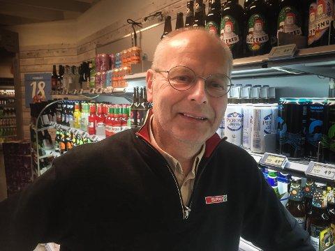 POSITIV UTVIKLING: På sommaren 2017 flytta Tyssekvam sin butikk inn i nytt og større lokale. Det året enda med 39 millionar kroner i omsetnad. I fjor var den oppe i 44,2 millionar kroner.