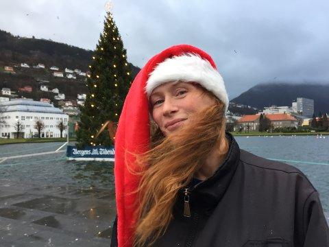 MIMRA TILBAKE: Marion Solheim mimrar tilbake til jula ho aldri gløymer.. Då feira ho jul blant amerikanske rikfolk og kjendisar i Aspen.