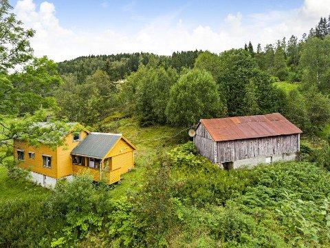 LANDLEG: På Fimland i Naustdal kan ein også få seg hus til under millionen.
