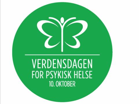 Logoen til Verdensdagen for psykisk helse 2020.