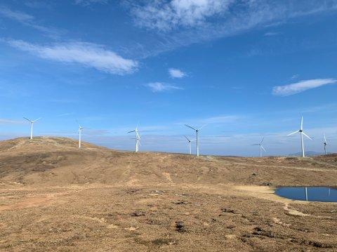 Ei intern prosjektgruppe i NVE har på oppdrag frå vassdrags- og energidirektøren gjort ei vurdering av behovet for endringar i konsesjonsprosessen for vindkraft. Rapporten er no send til Olje- og energidepartementet. Illustrasjonsbilde av vindmøller på Kråkenes, Stad.