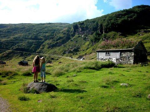VERNEOMRÅDE: Norsk natur er under press frå mange kantar. No skal det lagast ei raudliste over naturopplevingar i fare. Illustrasjonfoto.