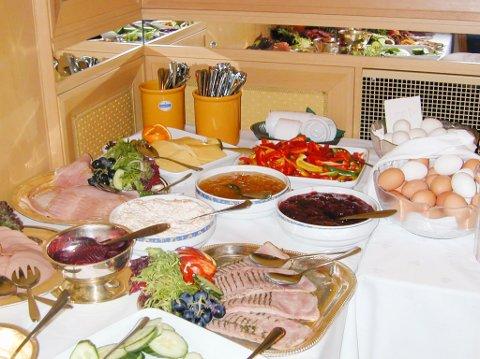 ENERGI: Eit gratis måltid på starten av dagen gir energi til å lære og meistre, skriv artikkelforfattaren.