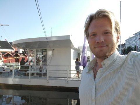 ÅRETS ATEIST: Anders Torp i Bygstad er kåra til Årets Ateist, som første person nokon gong.