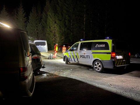 VAKTBYTE: I dag klokka 08.00 samlast utkvilte leitemannskap på Soleide innerst på Vie i Førde og set i gang att leitinga etter den sakna kvinna.